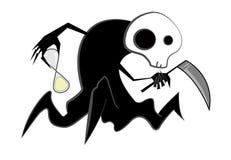 Spooky reaper Royalty Free Stock Photos