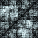 Spooky sepulchral pattern. Seamless fractal gray background Stock Photography