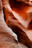 Spooky Slot Canyon Stock Photography