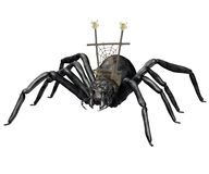 Spooky spider 2 Stock Photography