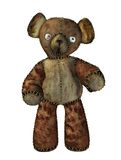 Spooky teddy bear Stock Images