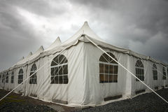 Spooky tent Royalty Free Stock Photography