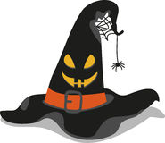 Spooky Witch Hat Stock Images