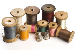 Spool Royalty Free Stock Photos