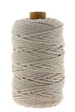 A spool of Cotton rope Royalty Free Stock Photo