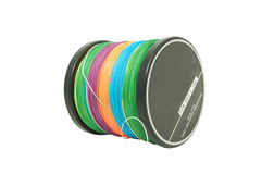 Spool Of Fishing Line Stock Photos