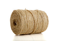 Spool or Natural twine Royalty Free Stock Photos