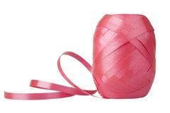 Spool of ribbon Royalty Free Stock Photography