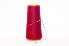 Spool of sewing thread Stock Photo