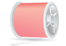 Spool of thread Stock Photography