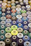 Spool of thread background1 Royalty Free Stock Photo