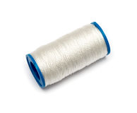 Spool of thread isolated Stock Photo