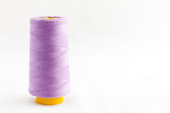 Spool of thread isolated on white background Stock Photos