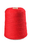 Spool of thread for knitting Stock Image