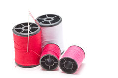 Spool Of Thread And Needle. Stock Photography