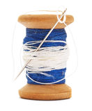 Spool of thread Royalty Free Stock Photos
