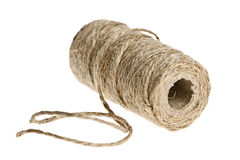 Spool of twine Stock Photo