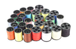 Spools Stock Photo