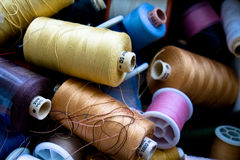 Free Spools Of Thread Royalty Free Stock Photography - 6510057