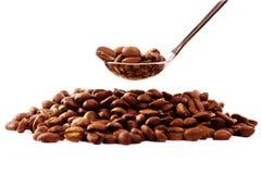 Spoon coffee Stock Photo