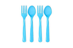 Spoon Fork Royalty Free Stock Photography