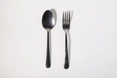 Spoon-and-fork Stock Photos