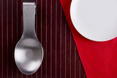 Spoon rest Royalty Free Stock Photos