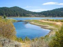Spooner Lake Royalty-vrije Stock Fotografie