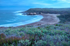 Spooner's Cove, Montana de Oro State Park Royalty Free Stock Photos