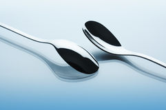 Spoons Royalty Free Stock Photos