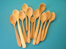Spoons Stock Image