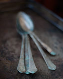 Spoons Royalty Free Stock Images