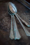 Spoons Stock Photos