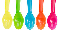 Spoons Stock Images
