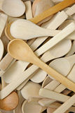 Spoons Royalty Free Stock Photo