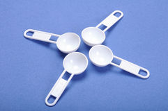 Spoons Royalty Free Stock Photography