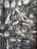 Spoons Royalty Free Stock Image