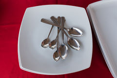 Spoons Stock Photos