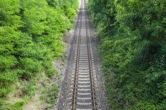 Spoor stock foto