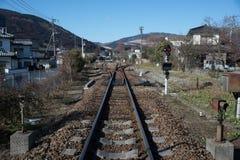 spoor Stock Foto's