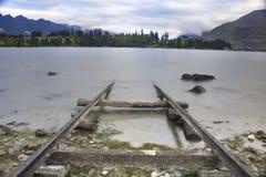 Spoorboot Stock Afbeeldingen