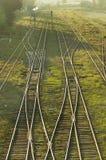 Spoorweg-001 Royalty-vrije Stock Foto