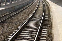 Spoorweg Stock Afbeelding