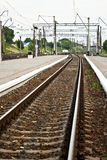 Spoorweg Stock Afbeeldingen
