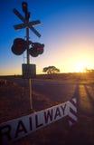 Spoorweg royalty-vrije stock fotografie