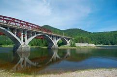 Spoorweg circum-Baikal royalty-vrije stock foto
