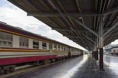 Spoorweg het voortbewegings reizen Royalty-vrije Stock Afbeelding
