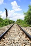 Spoorwegaard Stock Afbeeldingen