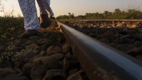 Spoorwegbeelden stock fotografie