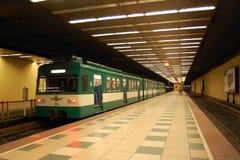 Spoorwegvervoer Stock Foto's